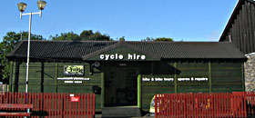 Our Windermere Cycle Hire Centre