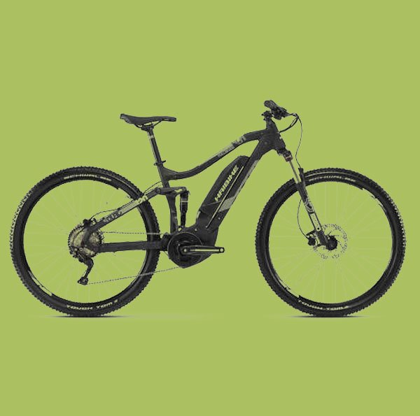 Electric Mountain Bike Hire Lake District